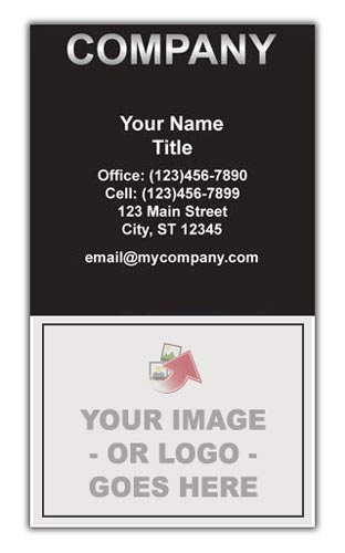 Nissan Auto Center Business Card