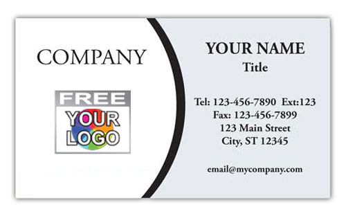 Mercedes-Benz Business Card with Logo