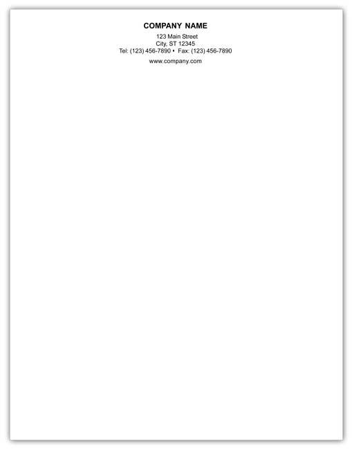 Letterhead-Raised-Ink