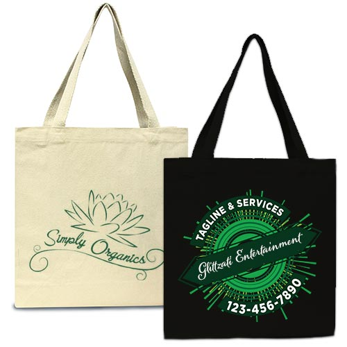 Branded Promotional Totes