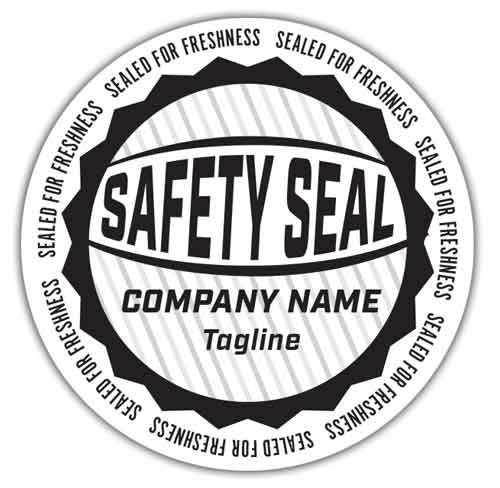 Custom Printed Safety Labels